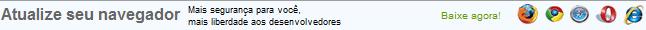 atualize_navegador